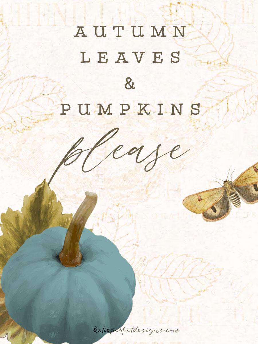 Katie Pertiet Designs Pocket Card