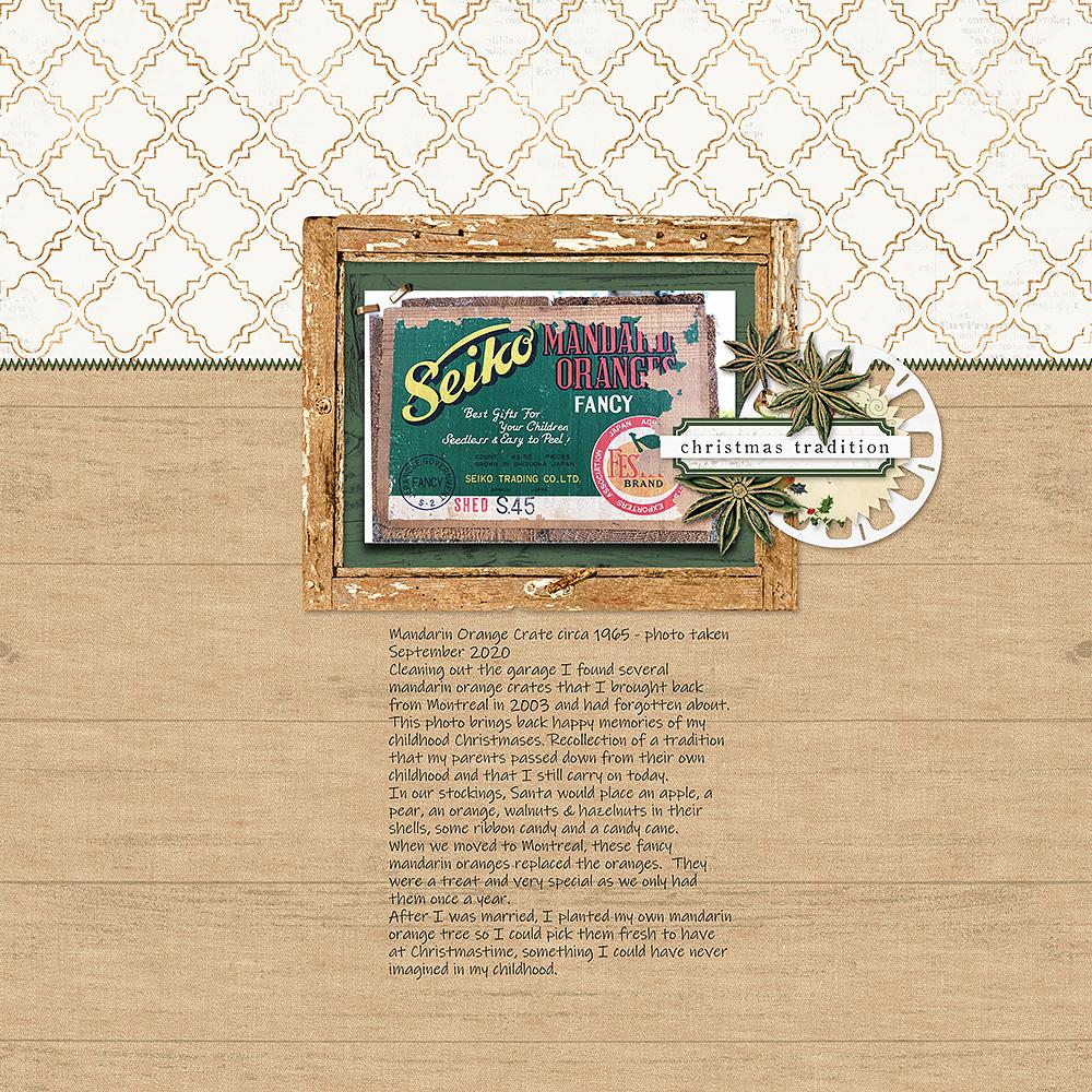 Story Scrapbook Challenge, Katie Pertiet Designs