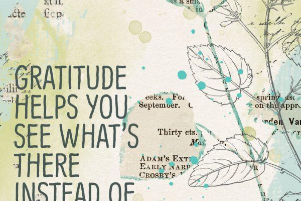 Katie Pertiet 30 Days Journal Card