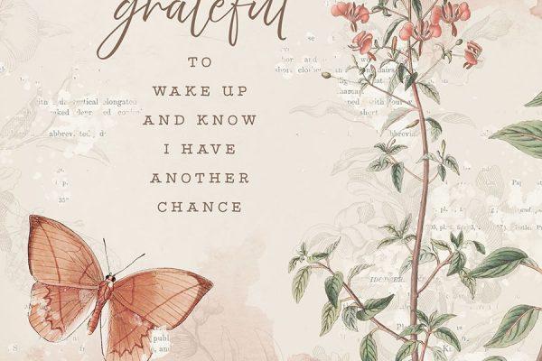Katie Pertiet 30 Days of Gratitude