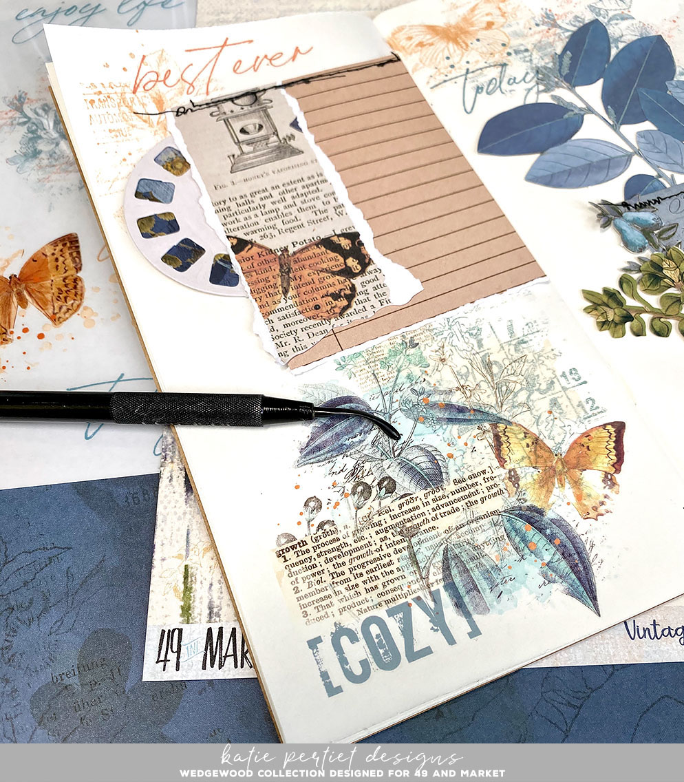 Katie Pertiet Paper Craft Products