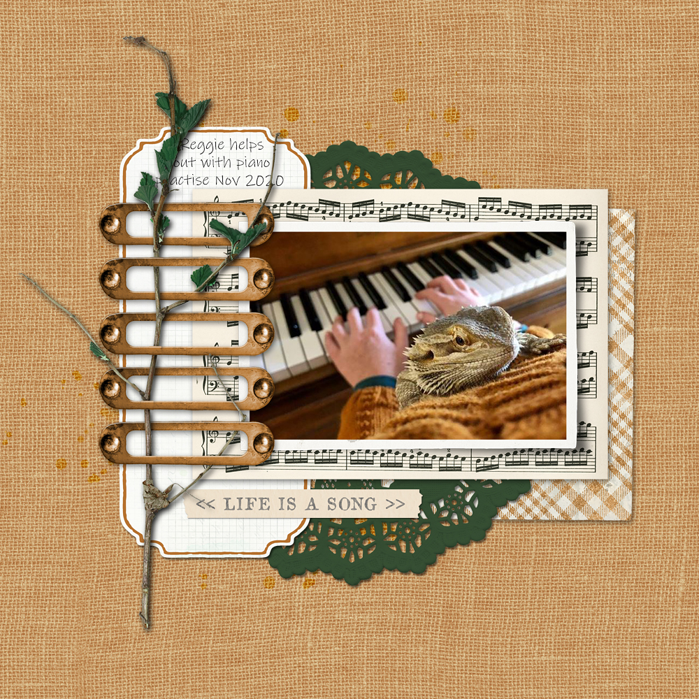 Digital Scrapbooking