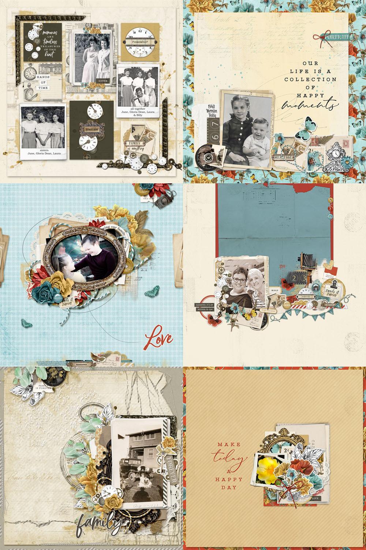 Katie Pertiet Designs Scrapbooking