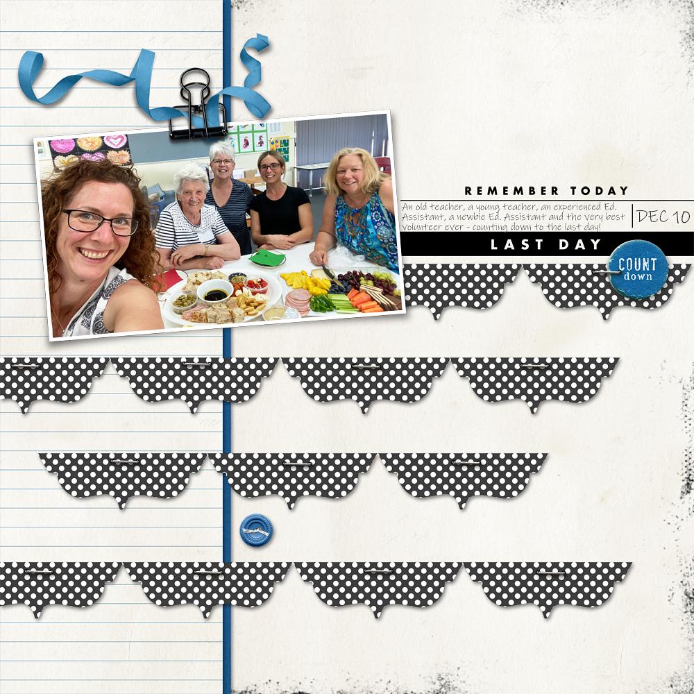 Get Inspired Scrapbooking Challenge: File Tabs