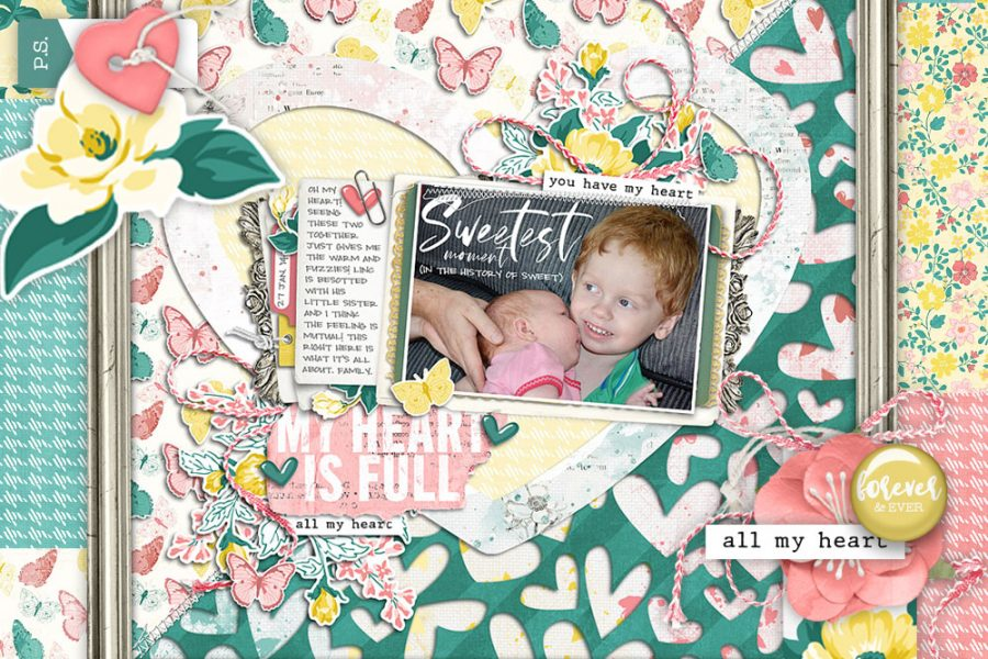 Katie Pertiet Designs Digital Scrapbook Downloads