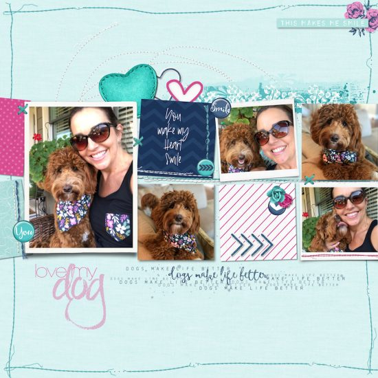 All About You: Me and My Pet