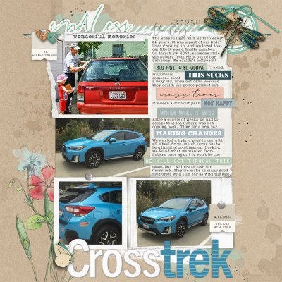 The Crosstrek
