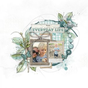 Katie Pertiet Designs Digital Scrapbook