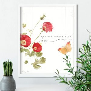 PRINTABLE WALL DECOR