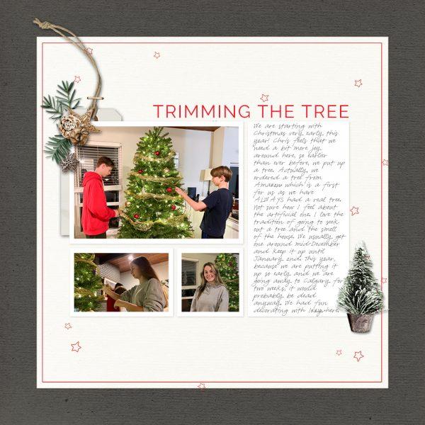 Katie Pertiet Designs December Daily