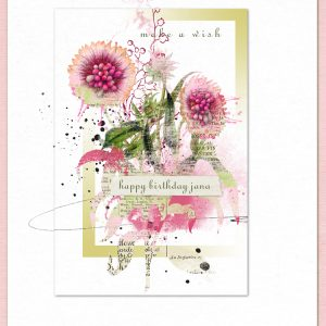 Katie Pertiet Designs Card Design